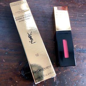 Yves Saint Laurent Rouge Pour Couture Glossy Stain
